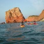 surf camp kayak hendaye