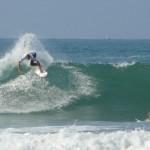 Shortboard surf biarritz