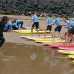Biarritz surf école
