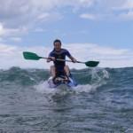 wave ski hendaye