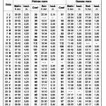 calendrier des marées cote basque