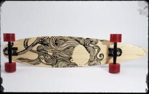Longboard Chrysope