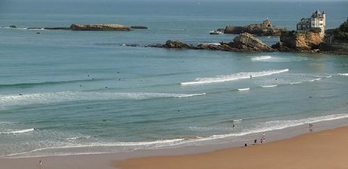 école de surf Biarritz
