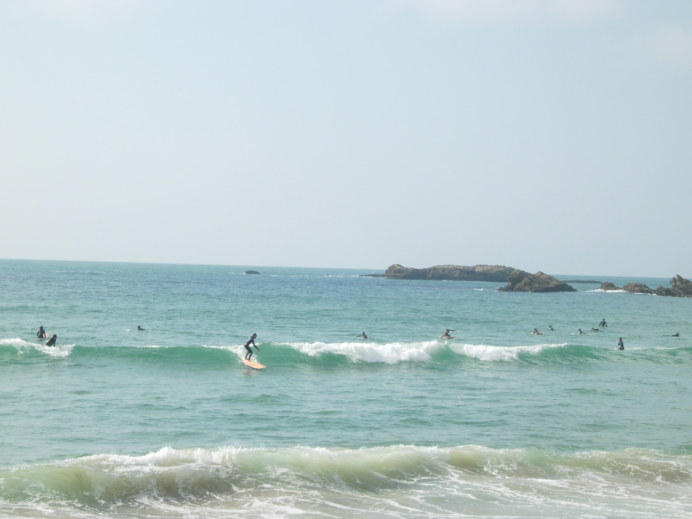 Supers Vagues !!!