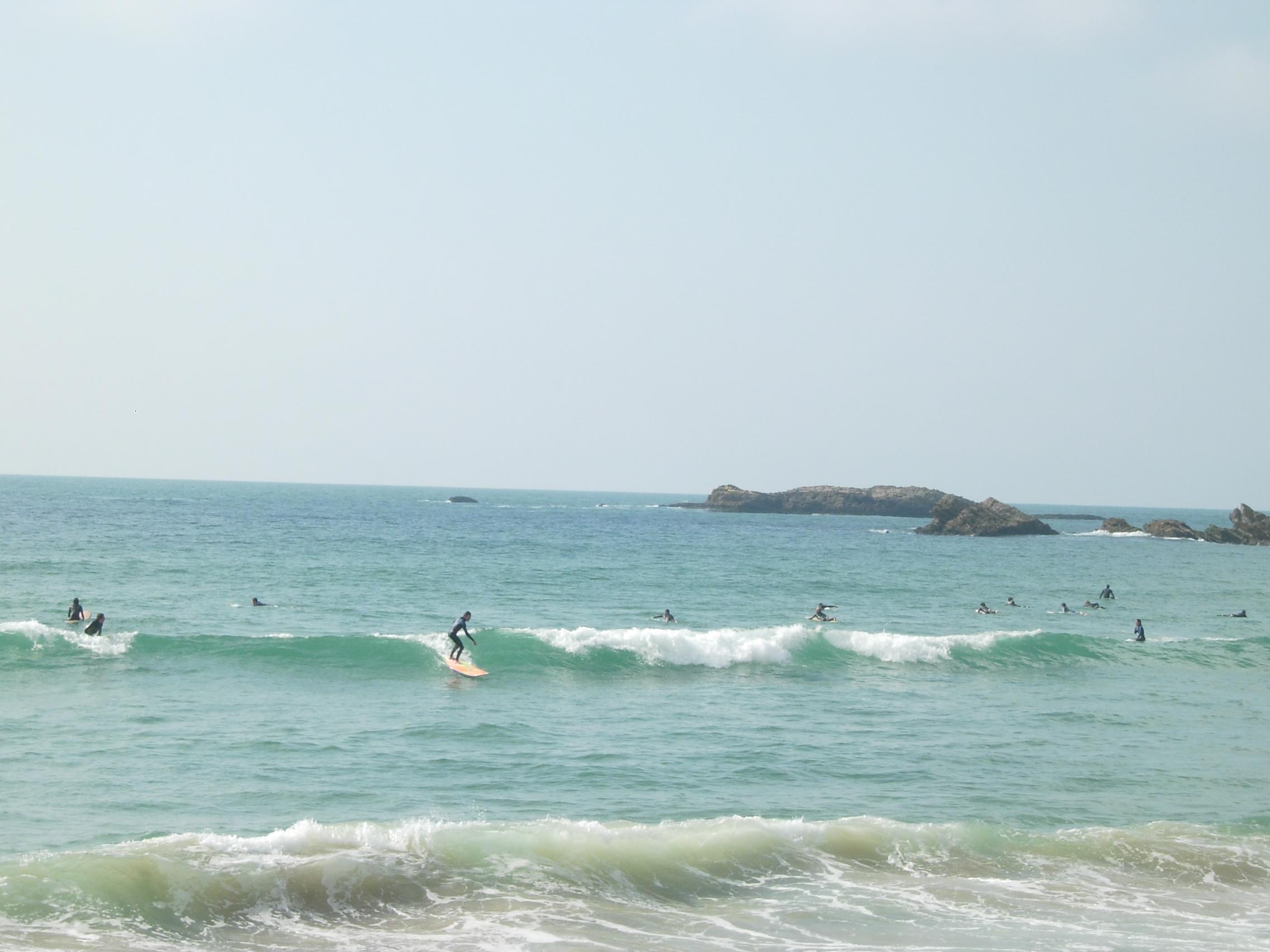 Surf côte des basques (11)